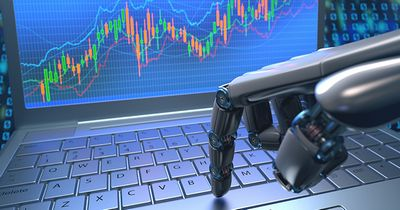 forex trading robots - Second Day of Trading on the NYSE